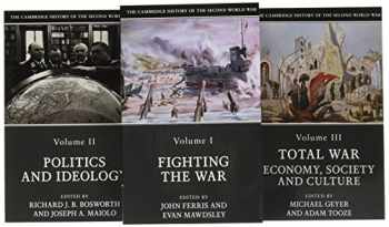 9781108407809-1108407803-The Cambridge History of the Second World War 3 Volume Paperback Set