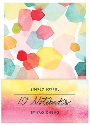 9781452158501-1452158509-Simply Joyful: 10 Notebooks
