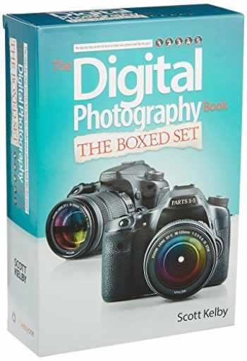 9780133988062-0133988066-Scott Kelby's Digital Photography Boxed Set, Parts 1, 2, 3, 4, and 5
