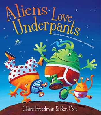 9780764166709-0764166700-Aliens Love Underpants: Deluxe Edition