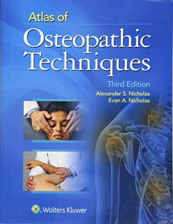 9781451193411-1451193416-Atlas of Osteopathic Techniques