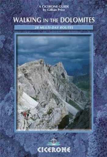 9781852843854-1852843853-Walking in the Dolomites (Cicerone Guides)