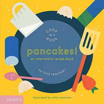 9780714872827-0714872822-Pancakes! (Cook in a Book)