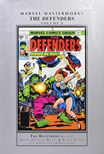 9781302909581-1302909584-Marvel Masterworks: The Defenders Vol. 6