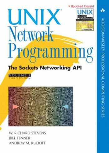 9780131411555-0131411551-Unix Network Programming: The Sockets Networking Api