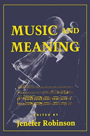 9780801483677-0801483670-Music and Meaning