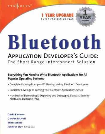 9781928994428-1928994423-Bluetooth Application Developer's Guide
