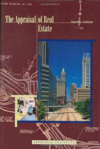 9780922154678-0922154678-The Appraisal of Real Estate, 12th Edition