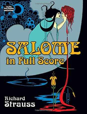 9780486242088-0486242080-Salome in Full Score (Dover Music Scores)