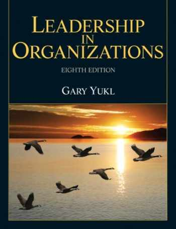 9780132771863-0132771861-Leadership in Organizations (8th Edition)