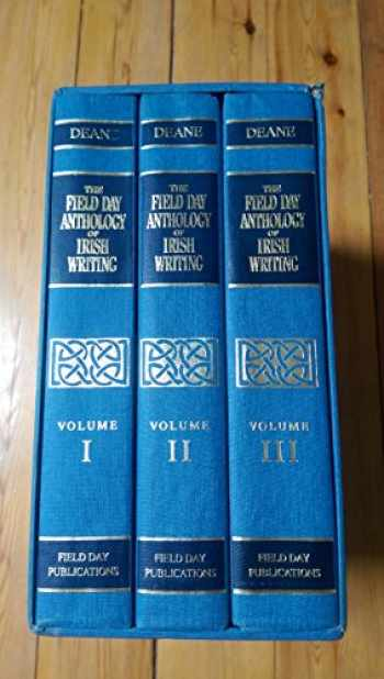 9780393030464-0393030466-Field Day Anthology of Irish Writing