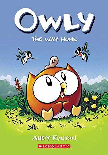 9781338300659-1338300652-The Way Home (Owly #1) (1)