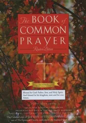 9780195287936-0195287932-The Book of Common Prayer, Reader's Edition