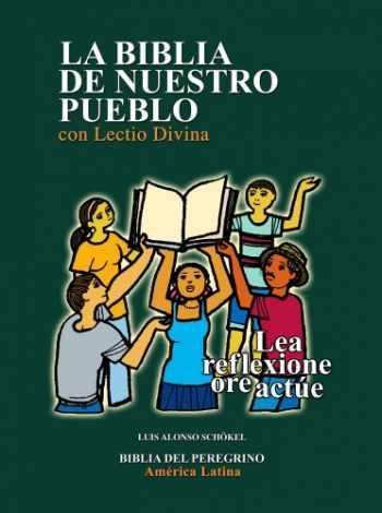 9780814643747-0814643744-La Biblia de Nuestro Pueblo con Lectio Divina: Lea reflexione ore actúe (Spanish Edition)