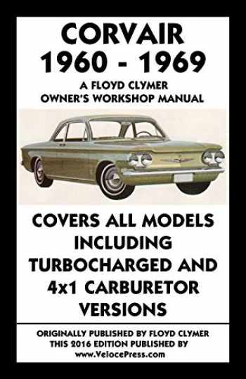 9781588501332-1588501337-CORVAIR 1960-1969 OWNER'S WORKSHOP MANUAL