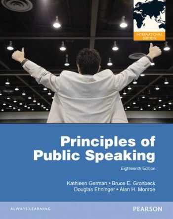 9780205843893-0205843891-Principles of Public Speaking: International Edition