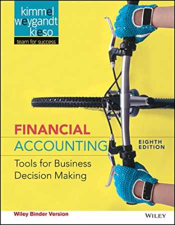 9781118953907-1118953908-Financial Accounting: Tools for Business Decision Making