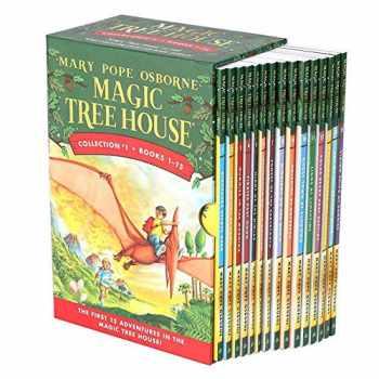 9780375979774-0375979778-Magic Tree House Boxed Set, Books 1-15