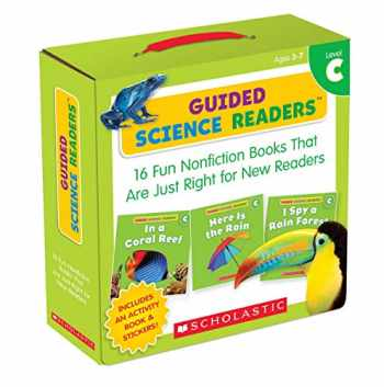 9780545650946-0545650941-Guided Science Readers Parent Pack: Level C: 16 Fun Nonfiction Books That Are Just Right for New Readers