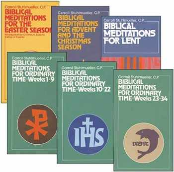 9780809126958-0809126958-Biblical Meditations For Ordinary Time: Complete Set