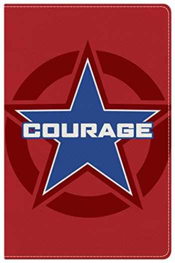 9781433616389-1433616386-NKJV Study Bible for Kids, Courage LeatherTouch