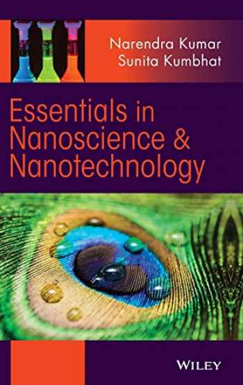 9781119096115-1119096111-Essentials in Nanoscience and Nanotechnology