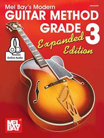 9780786688616-0786688610-Modern Guitar Method Grade 3, Expanded Edition