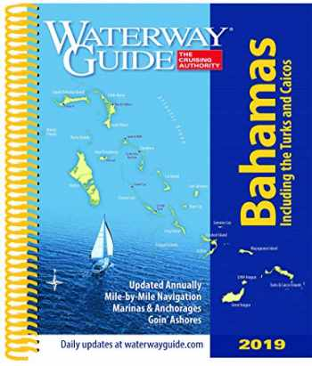 9780998586380-0998586382-Waterway Guide the Bahamas 2019