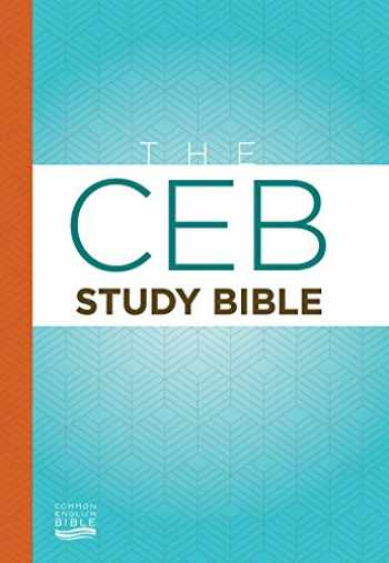 9781609262167-1609262166-The CEB Study Bible Hardcover
