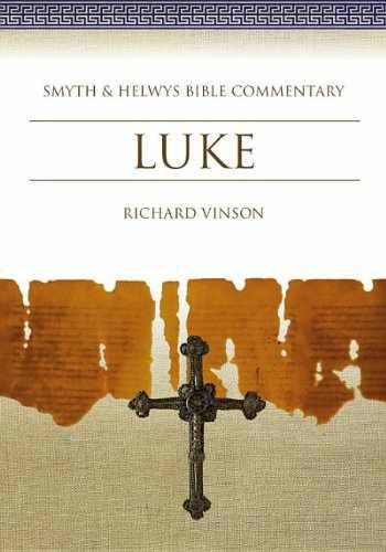 9781573120784-1573120782-Luke: Smyth & Helwys Bible Commentary (Book & CD-ROM)
