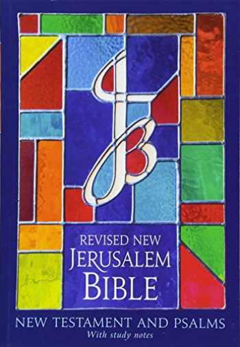 9780232533613-023253361X-The RNJB: New Testament and Psalms: Revised New Jerusalem Bible