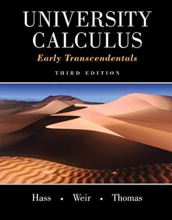 9780321999573-0321999576-University Calculus: Early Transcendentals Plus MyLab Math -- Access Card Package (3rd Edition) (Integrated Review Courses in MyLab Math and MyLab Statistics)