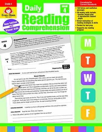 9781629384771-1629384771-Daily Reading Comprehension, Grade 4