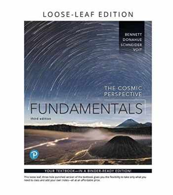 9780135214794-0135214793-The Cosmic Perspective Fundamentals, Loose-Leaf Edition (Masteringastronomy)