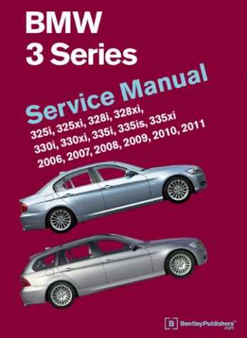 9780837617237-0837617235-BMW 3 Series (E90, E91, E92, E93) Service Manual: 2006, 2007, 2008, 2009, 2010, 2011