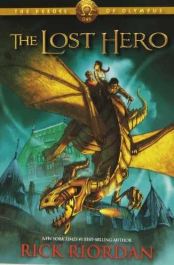 9781423113461-1423113462-The Lost Hero (Heroes of Olympus, Book 1)