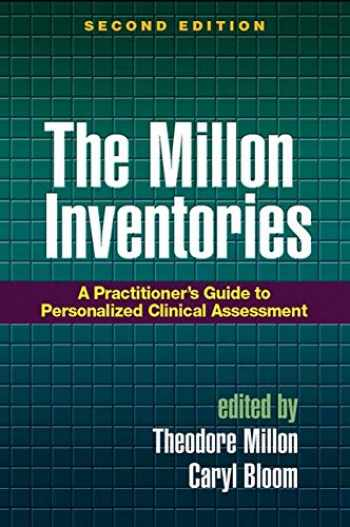 9781593856748-1593856741-The Millon Inventories, Second Edition: A Practitioner's Guide to Personalized Clinical Assessment