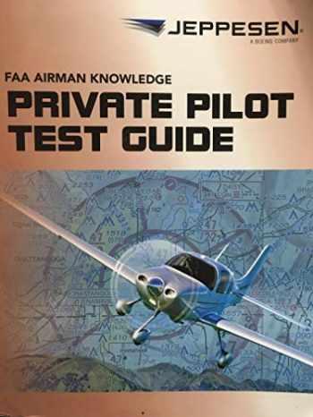 9780884876632-0884876632-Jeppesen Private Pilot Test Guide
