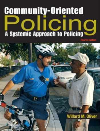 9780131589872-0131589873-Community-Oriented Policing: A Systemic Approach to Policing (4th Edition)