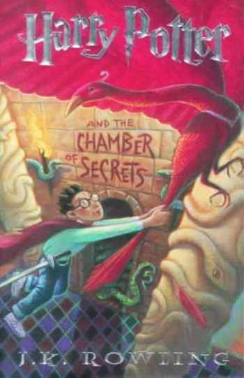 9780786222735-0786222735-Harry Potter and the Chamber of Secrets