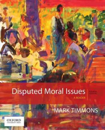 9780190490027-0190490020-Disputed Moral Issues: A Reader