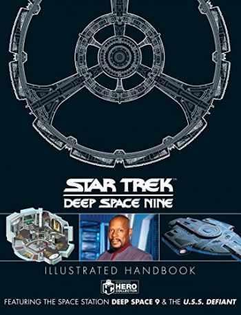 9781858759517-185875951X-Star Trek: Deep Space 9 & The U.S.S Defiant Illustrated Handbook (Star Trek - Deep Space Nine)