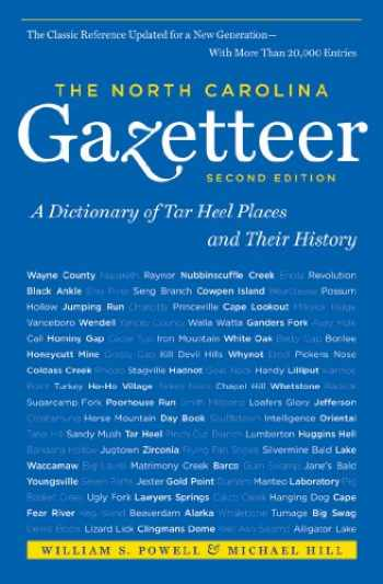 9780807871386-0807871389-The North Carolina Gazetteer, 2nd Ed: A Dictionary of Tar Heel Places and Their History