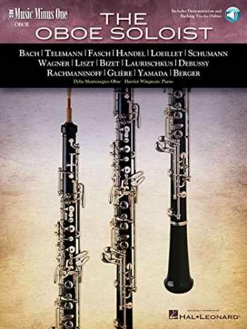 9781596153516-1596153512-The Oboe Soloist: Music Minus One Oboe