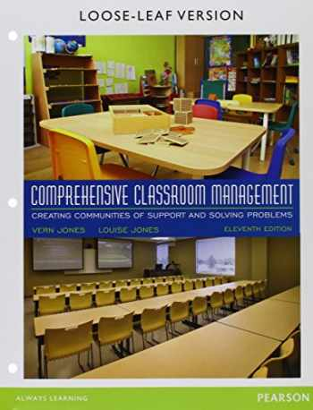 9780134041056-0134041054-Comprehensive Classroom Management: Creating Communities of Support and Solving Problems, Enhanced Pearson eText with Loose-Leaf Version -- Access Card Package (11th Edition)