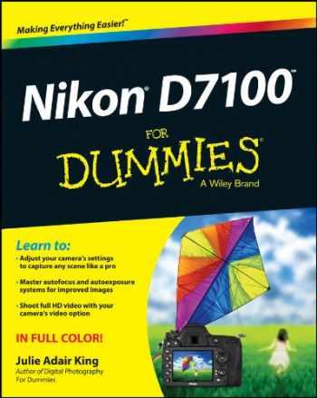 9781118530467-1118530462-Nikon D7100 for Dummies