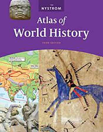 Sell, Buy or Rent Nystrom Atlas of World History, 3rd ...