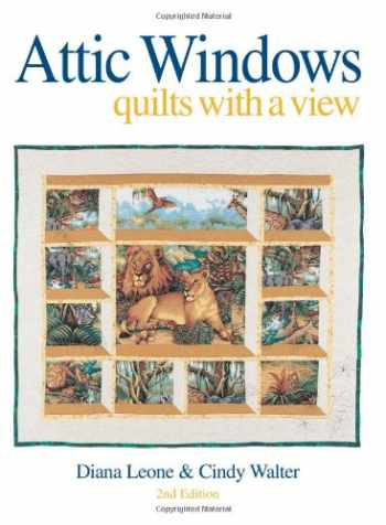 9780873418348-0873418344-Attic Windows: Quilts with a View