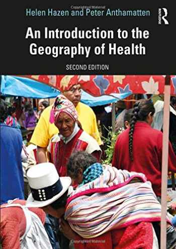 9780367109646-0367109646-An Introduction to the Geography of Health