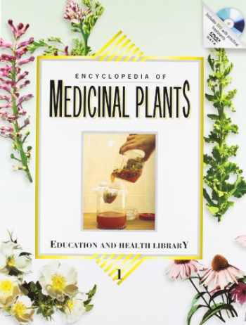 9788472081574-8472081575-Encyclopedia of Medicinal Plants Education and Health Library (Volume 1 and 2 + DVD)